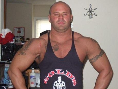 Jared Remy, in a photo acquired from Facebook in 2009.